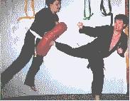 Self-Defense and Over Coming Fear Martia 1.0 screenshot