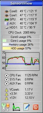 SensorsView Pro 4.3.60125 screenshot