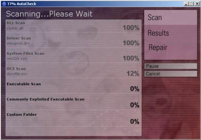 Sentinel 2.3 screenshot