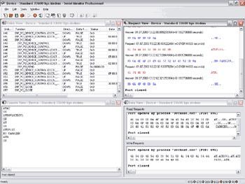 Serial Monitor 4.10 screenshot