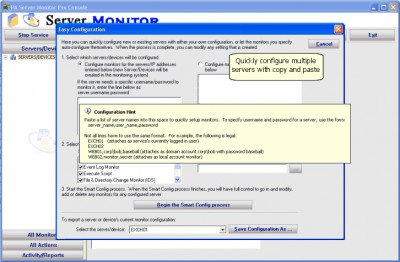 Server Monitor Free Edition 2.2.8 screenshot