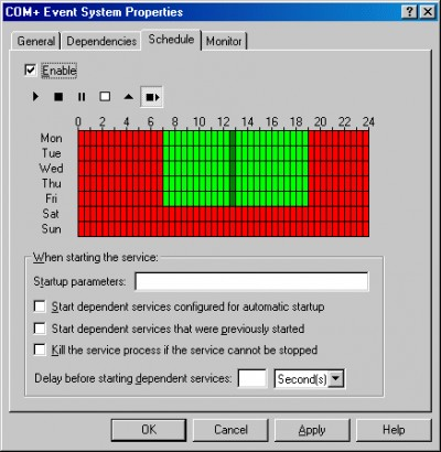 ServiceKeeper 4.15.55 screenshot