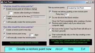 Set Point 1.4.04 screenshot
