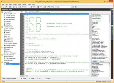Setup Builder Starter 10 screenshot
