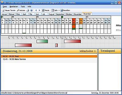 SF-Termin 4.00 screenshot
