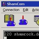 ShamCom 4.00 screenshot