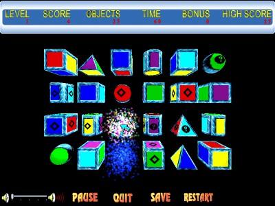 ShapeZapper 1.0 screenshot