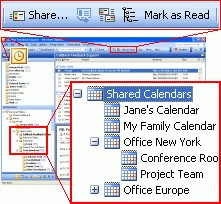 ShareCalendar 2.21.0079 screenshot