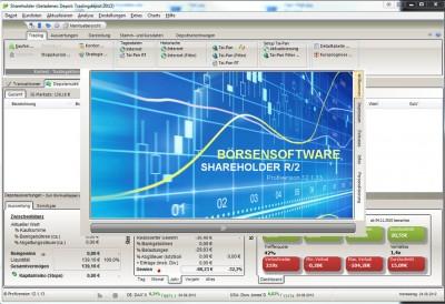 Shareholder R/2 20.8.9 screenshot
