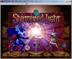 Shattered Light 1.40 screenshot