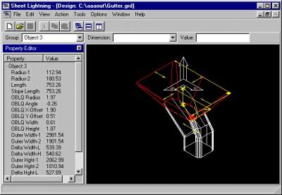 Sheet Lightning Pro 6.21D screenshot