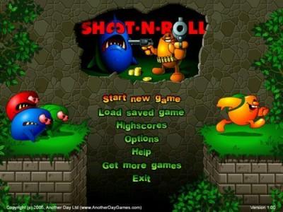 Shoot-n-Roll 1.0 screenshot