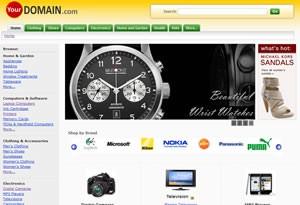 Shopping.com affiliate make money site 2.1.4 screenshot