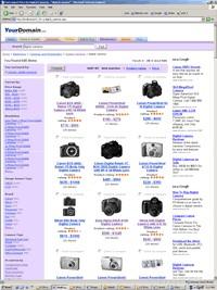 Shopping.com Partner Site Builder 2.0.1 screenshot
