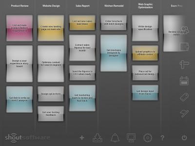 ShoutDone To Do List Software 1.0 screenshot