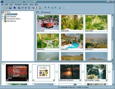 ShowMaker 2.12 screenshot