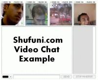 Shufuni.com Webcam Video Chat 1.0 screenshot