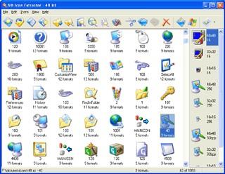 Sib Icon Extractor 3.42 screenshot