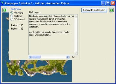 Siedler 2 - Karten - Betrachter 1.0 screenshot