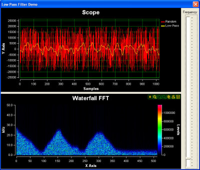 SignalLab VC++ 5.0.3 screenshot
