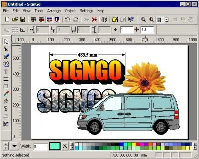 SignGo Pro 1.20 screenshot