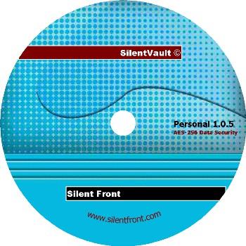 SilentVault Personal 1.0.5 screenshot