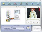 Silver DVD to iPod Converter 2.2.43 screenshot