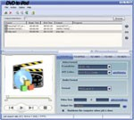 Silver iPhone Video Converter + DVD to iPhone Suit 2.1.48 screenshot