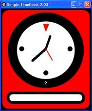Simple TimeClock Single Edition 2.04 screenshot