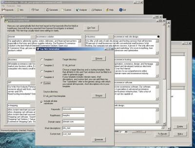 SiteByter Pro 1.2 screenshot