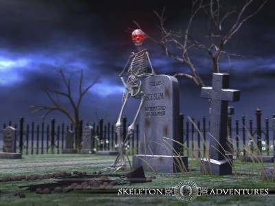 Skeleton Adventures 1.3 screenshot