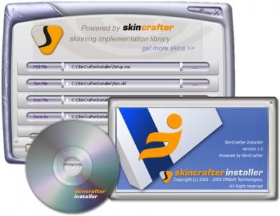 SkinCrafter Installer 2.6.1 screenshot
