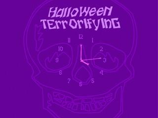 Skully Terror Halloween Wallpaper 2.0 screenshot
