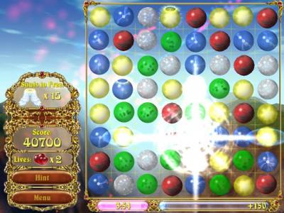 Sky Bubbles Deluxe 1.2 screenshot