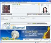 Skymol Communicator Live Chat Software 1.0 screenshot