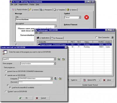 SL-Message 1.05.0003 screenshot