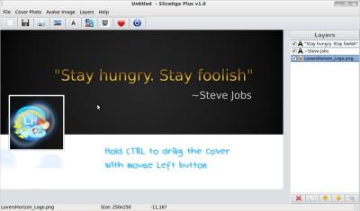 Slicetige Lite 1.1 screenshot