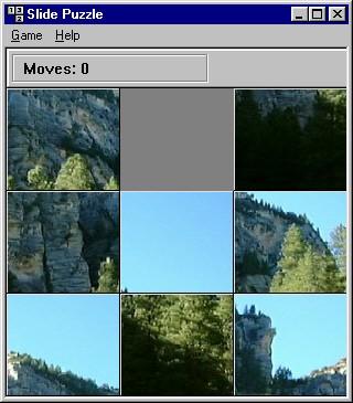 Slide Puzzle 1.0 screenshot