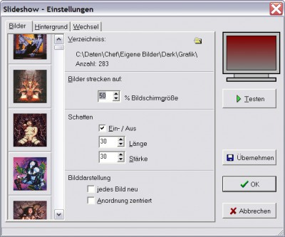 SlideSaver 1.0 screenshot