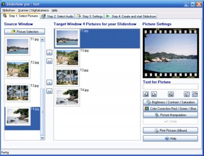 Slideshow pro 9.8.20 screenshot