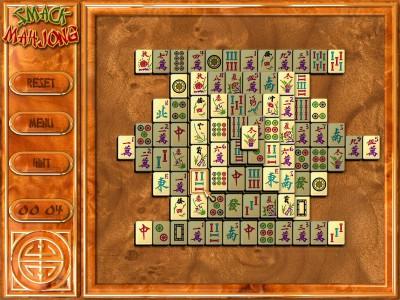 Smack Mahjong 1.0 screenshot