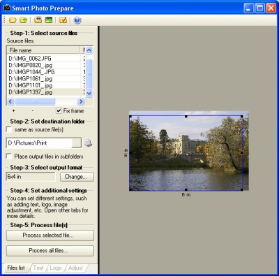 Smart Photo Tools 3.0 screenshot