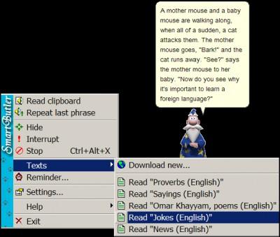 SmartButler 2.0.012 screenshot