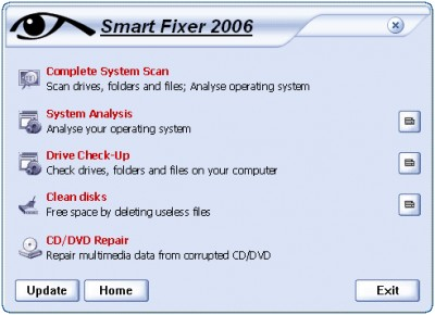 SmartScanner 1.6.65 screenshot
