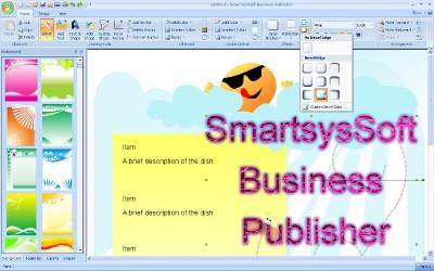 SmartsysSoft Business Publisher 3.27 screenshot