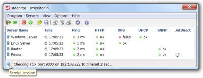 sMonitor 4.3.5.025 screenshot