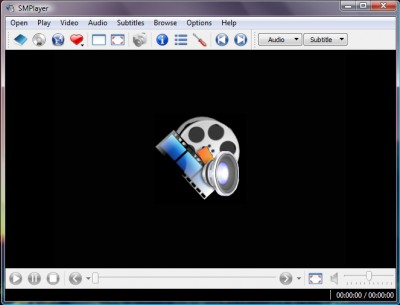 SMPlayer 14.3.0 screenshot