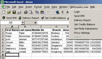 SMSCOuntry XLbox 1.1 screenshot