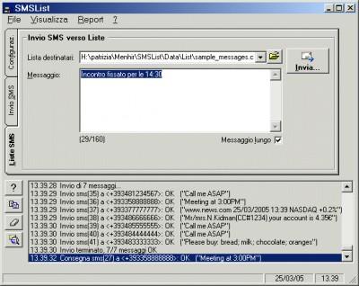 SMSLibX 2.0 screenshot