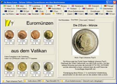 So Many Euros - Deluxe Edition 4.5.0 screenshot